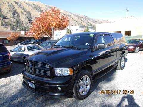 2004 Dodge Ram Pickup 1500 for sale in Hailey, ID