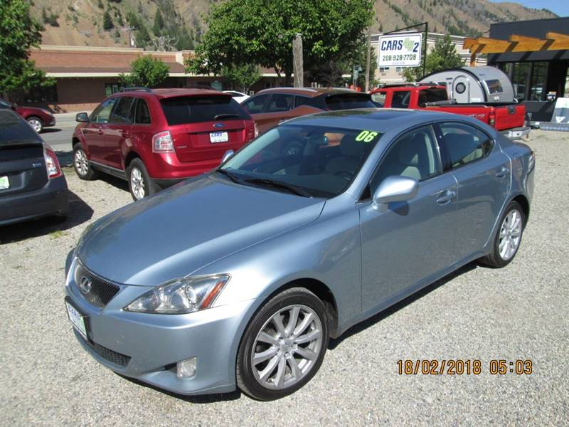 2006 Lexus IS 250 AWD 4dr Sedan   Hailey ID