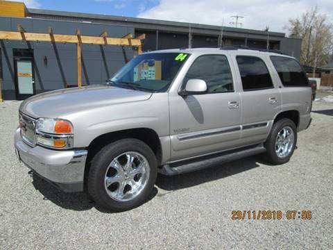 2004 GMC Yukon for sale in Hailey, ID
