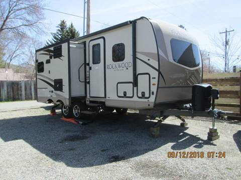 2018 Rockwood 2304DS for sale in Hailey, ID