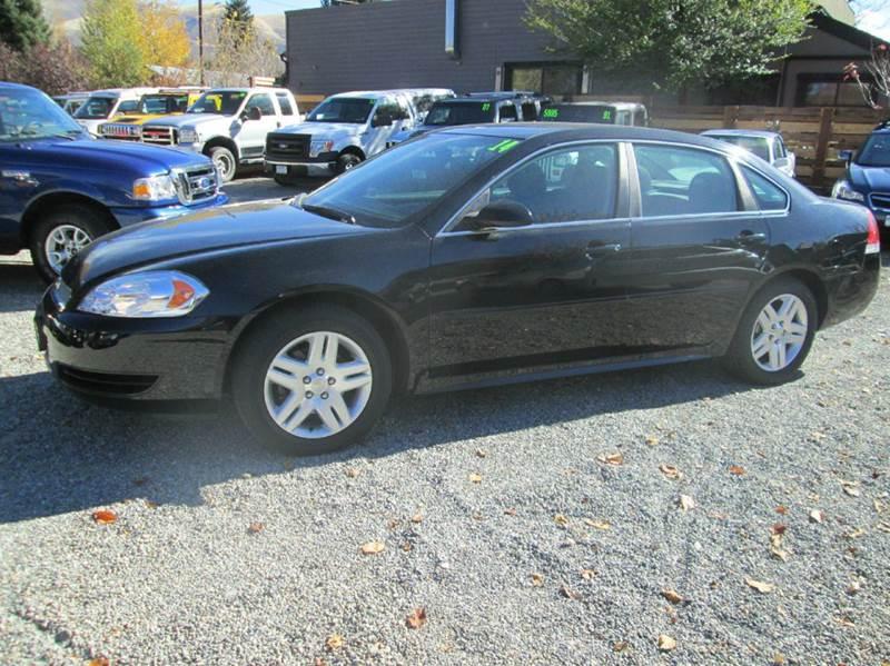 2014 Chevrolet Impala Limited LT Fleet 4dr Sedan - Hailey ID
