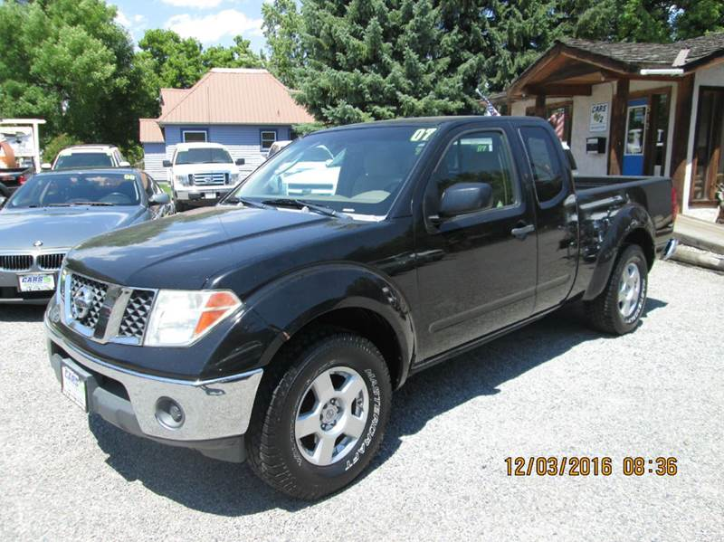 2007 Nissan Frontier SE 4dr King Cab 6.1 ft. SB (4L V6 5A) - Hailey ID