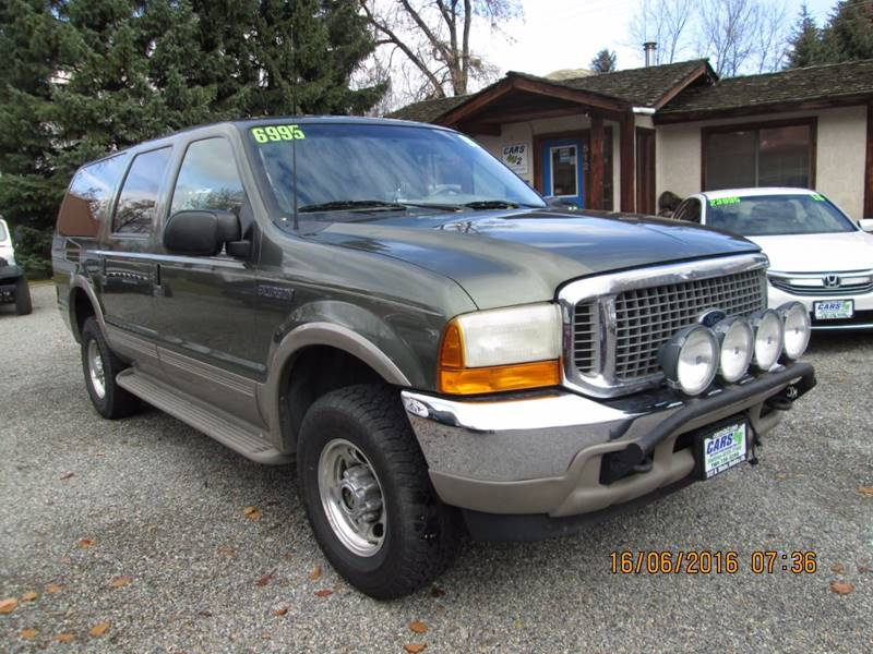 2000 Ford Excursion 4dr Limited 4WD SUV - Hailey ID