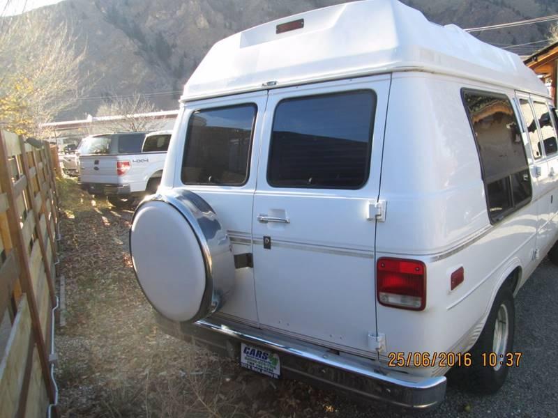1993 GMC Vandura TIARA - Hailey ID