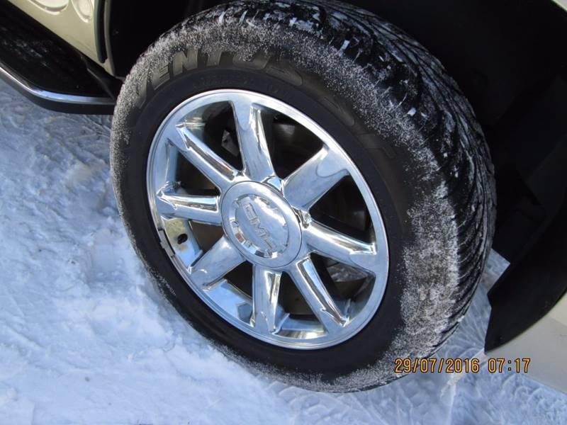 2012 GMC Yukon AWD Denali 4dr SUV - Hailey ID