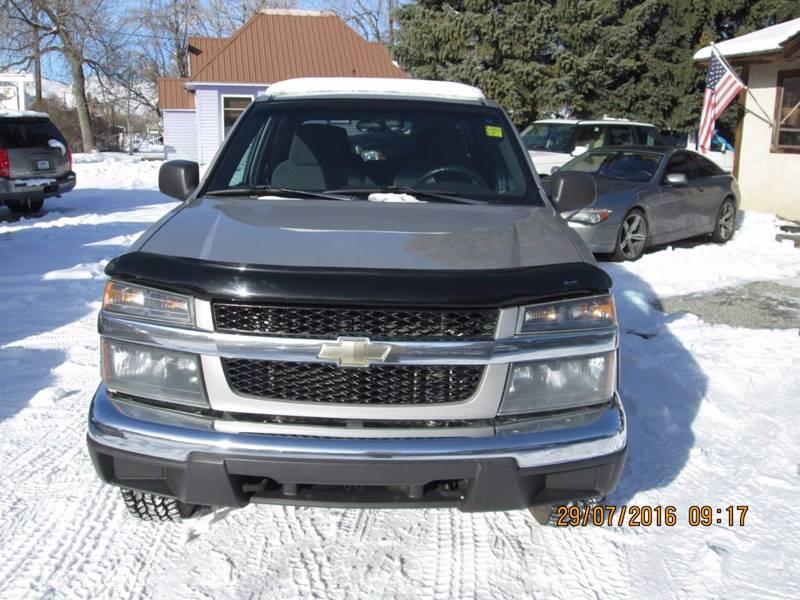 2006 Chevrolet Colorado LT 4dr Crew Cab 4WD SB - Hailey ID