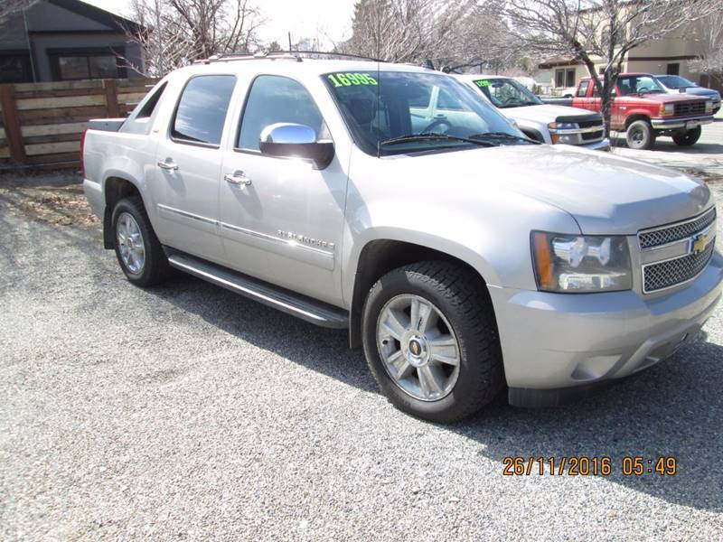 2009 Chevrolet Avalanche 4x4 LS Crew Cab 4dr - Hailey ID