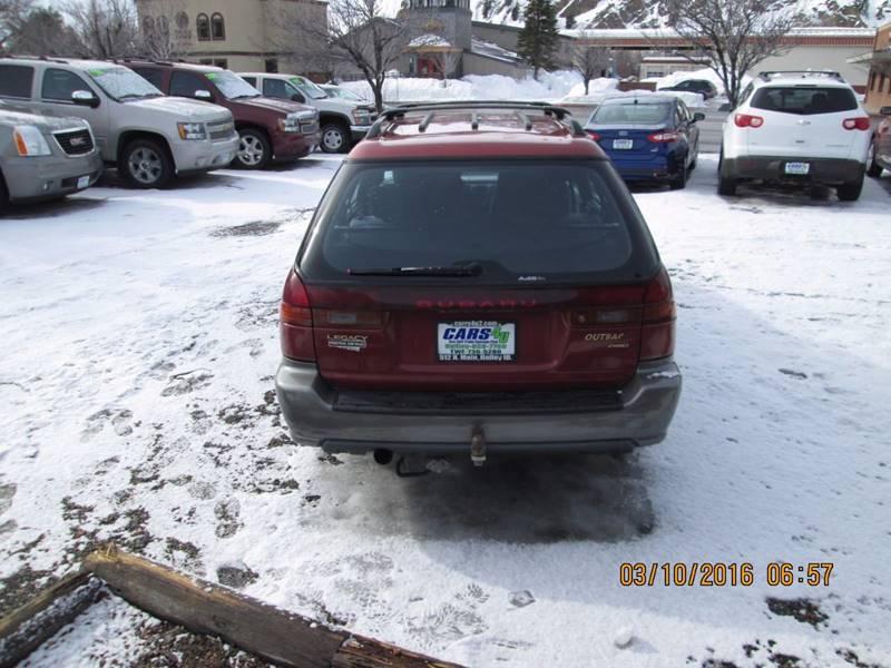 1998 Subaru Legacy AWD Outback 4dr Wagon - Hailey ID