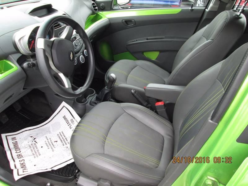 2014 Chevrolet Spark LS Manual 4dr Hatchback - Hailey ID