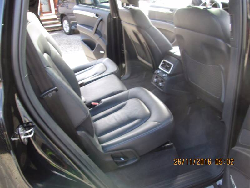 2013 Audi Q7 AWD 3.0T quattro S line Prestige 4dr SUV - Hailey ID