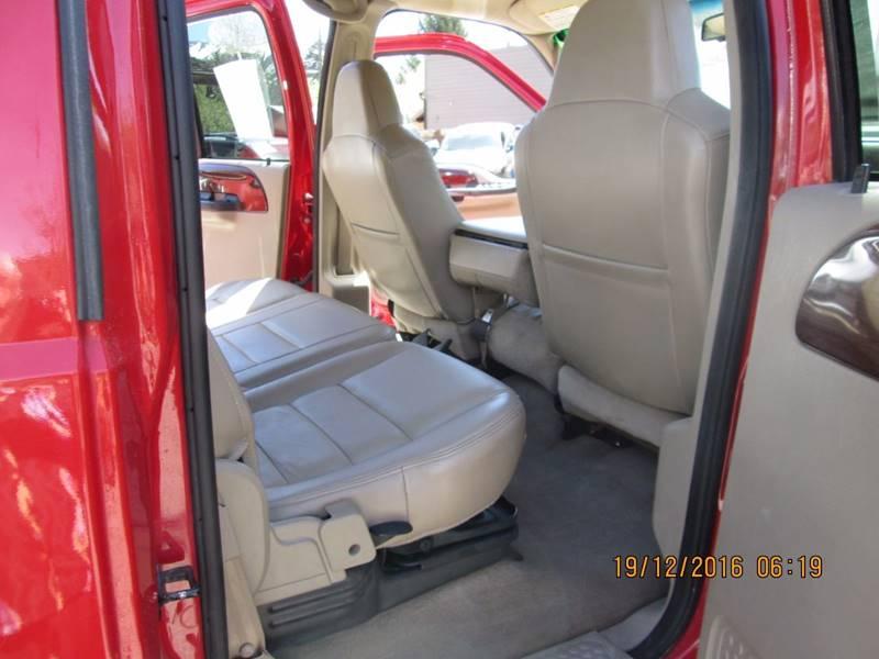 2007 Ford F-350 Super Duty Lariat 4dr Crew Cab 4WD SB - Hailey ID