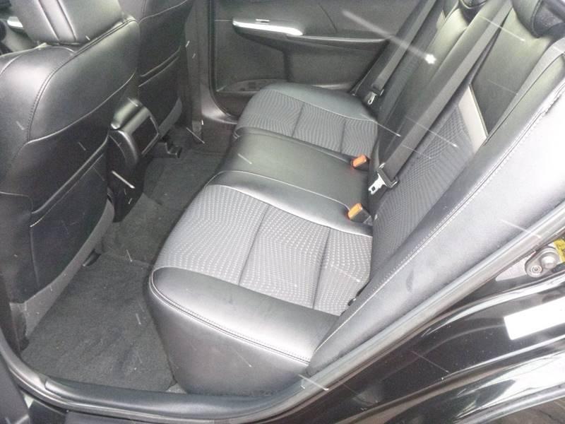 2014 Toyota Camry SE Sport 4dr Sedan - Aurora CO