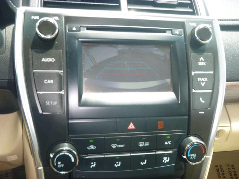2016 Toyota Camry LE 4dr Sedan - Aurora CO