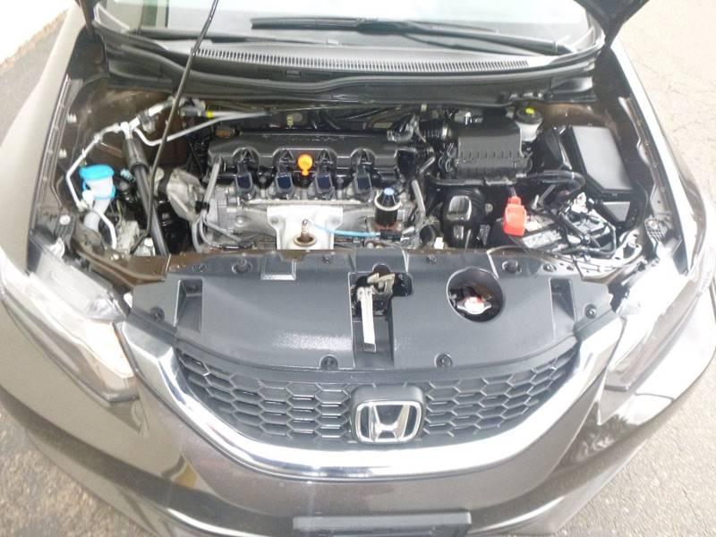 2014 Honda Civic LX 4dr Sedan CVT - Aurora CO