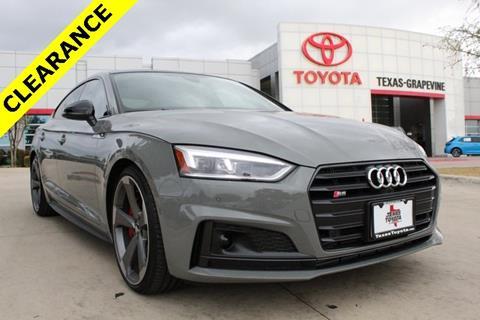 2019 Audi S5 Sportback for sale in Grapevine, TX