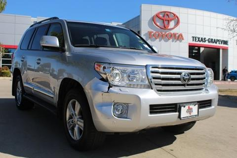 2015 Toyota Land Cruiser for sale in Grapevine, TX
