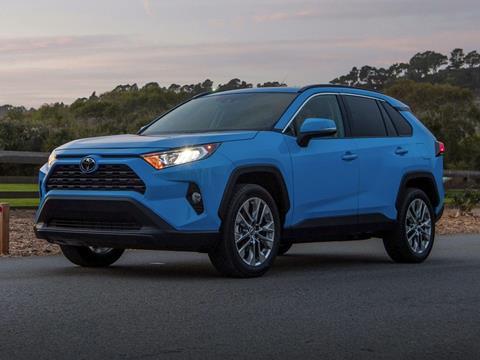 2019 Toyota RAV4 for sale in Grapevine, TX