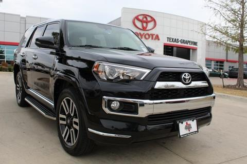 2016 Toyota 4Runner for sale in Grapevine, TX