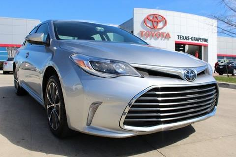 2018 Toyota Avalon for sale in Grapevine, TX