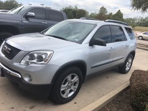 2009 GMC Acadia for sale in Grapevine, TX