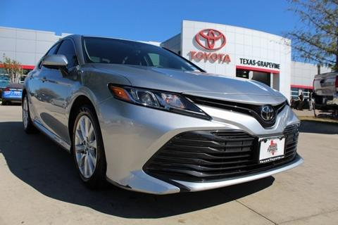 2018 Toyota Camry for sale in Grapevine, TX