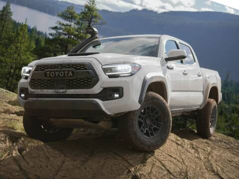 2020 Toyota Tacoma for sale at TEXAS TOYOTA OF GRAPEVINE in Grapevine TX