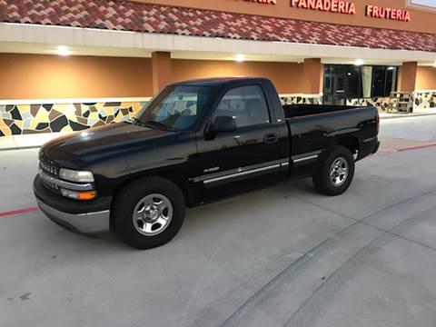 2000 Chevrolet Silverado 1500 for sale in Baytown, TX