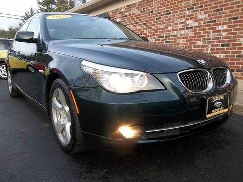 2008 BMW 5 Series for sale in Franklin, NH