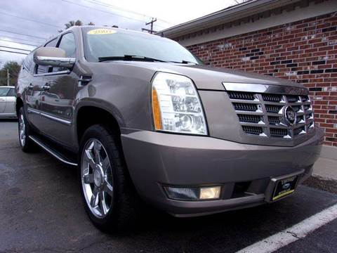 Cadillac Escalade For Sale in Franklin, NH - Certified