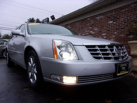 2010 Cadillac DTS for sale in Franklin, NH