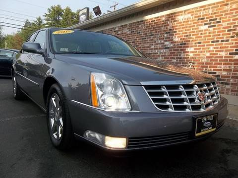 2007 Cadillac DTS for sale in Franklin, NH