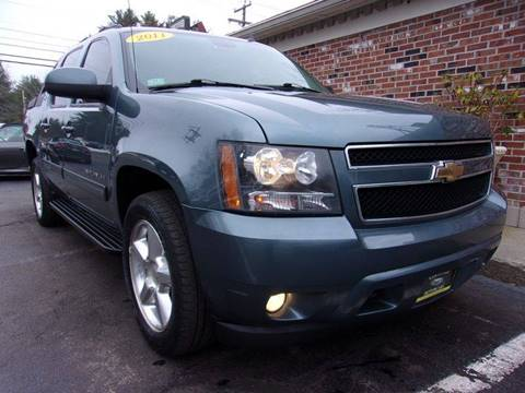2011 Chevrolet Avalanche For Sale In Franklin Nh