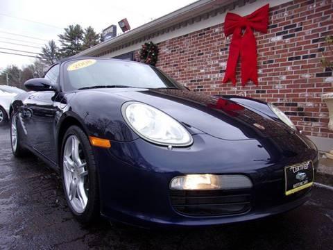 2008 Porsche Boxster
