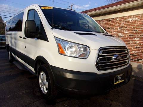 2018 Ford Transit Passenger for sale in Franklin, NH