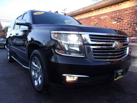 2015 Chevrolet Suburban for sale in Franklin, NH