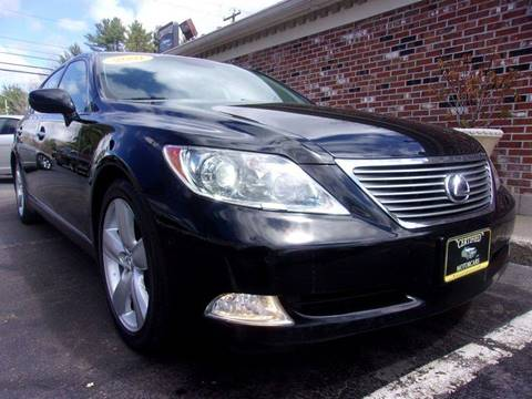 2007 Lexus LS 460 for sale in Franklin, NH