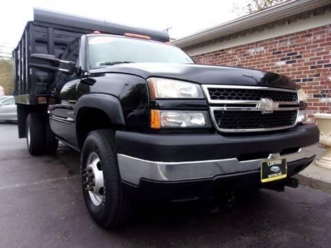 2007 Chevrolet Silverado 3500 CC Classic for sale in Franklin, NH