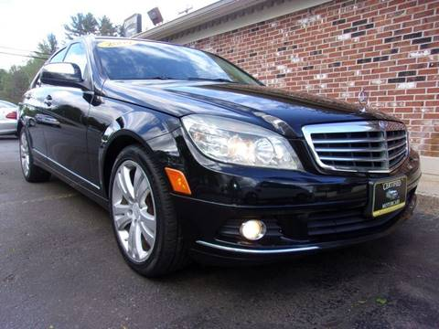 2009 Mercedes-Benz C-Class for sale in Franklin, NH