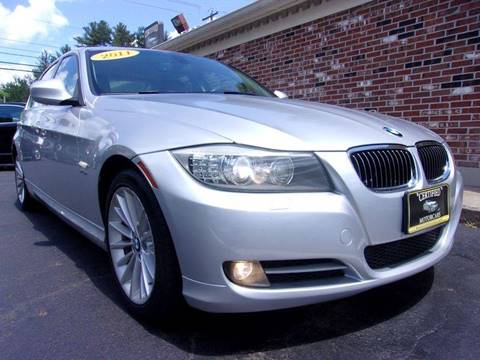 2011 BMW 3 Series for sale in Franklin, NH