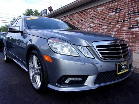 2011 Mercedes-Benz E-Class for sale in Franklin, NH