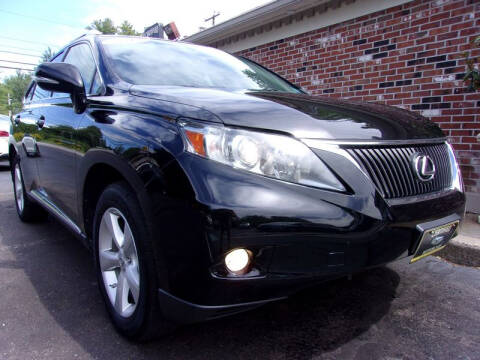2011 Lexus RX 350 for sale at Certified Motorcars LLC in Franklin NH