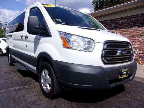 2017 Ford Transit Passenger for sale at Certified Motorcars LLC in Franklin NH