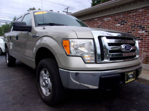 2010 Ford F-150 for sale at Certified Motorcars LLC in Franklin NH