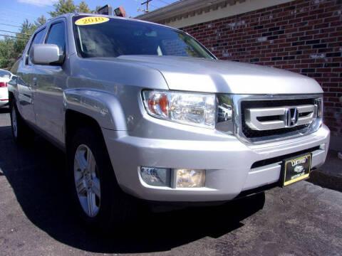2010 Honda Ridgeline for sale at Certified Motorcars LLC in Franklin NH