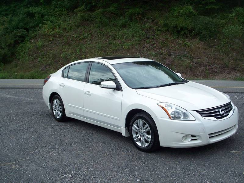 2011 Nissan Altima 25 Sl 4dr Sedan In Selinsgrove Pa Route 15