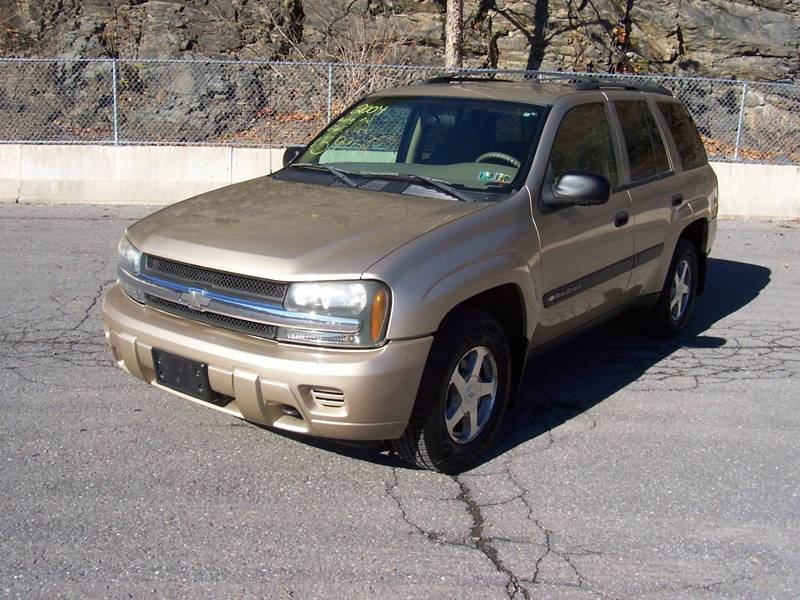 2004 chevy trailblazer 4x4 gas mileage