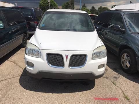 2005 Pontiac Montana SV6 for sale in Circleville, OH