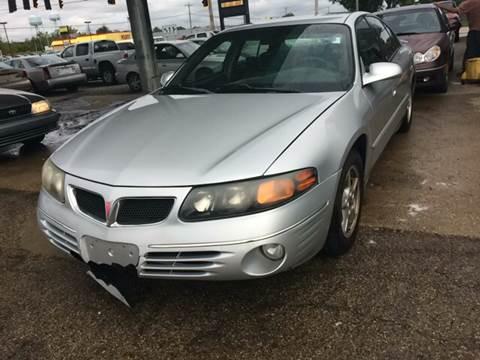 2000 Pontiac Bonneville for sale in Circleville, OH