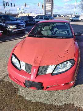 2005 Pontiac Sunfire for sale in Circleville, OH