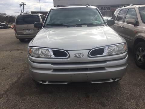 2004 Oldsmobile Bravada for sale in Circleville, OH